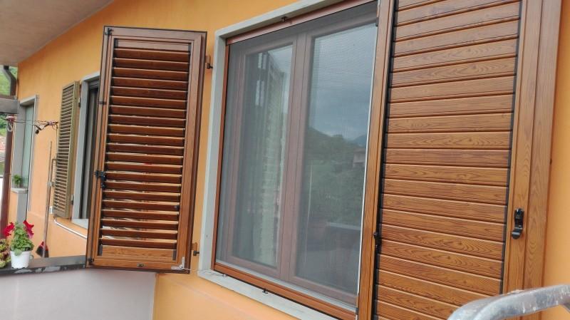 Bacci infissi corsagna lucca finestre alluminio e pvc - Costo porta finestra ...